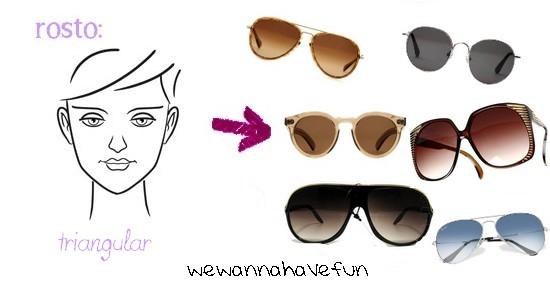 8c3092029b874 óculos De Sol Feminino Para Rosto Oval